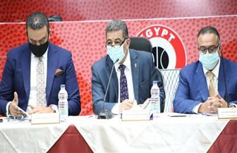 إلغاء معسكر إعداد المنتخبات المصرية لكرة السلة في صربيا