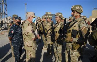 رئيس الأركان يتابع سير العمليات ومظاهر عودة الحياة الطبيعية بشمال سيناء | صور