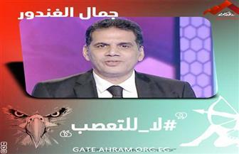 """جمال الغندور لـ""""بوابة الأهرام"""": لا للتعصب في النهائي الإفريقي والفائز هو مصر  فيديو"""