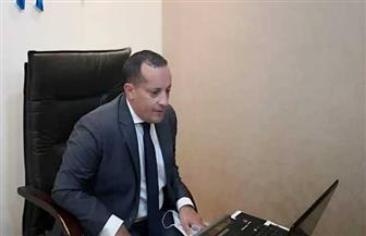 مصر تشارك افتراضيًا في بورصة لندن الدولية للسياحة |صور