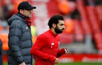 كلوب يكشف حظوظ محمد صلاح من المشاركة مع ليفربول ضد أتالانتا