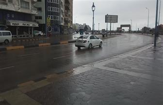 الطقس السيئ يضرب الإسكندرية في أول أيام «المكنسة» | صور