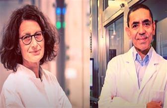 من هما الزوجان اللذان يقفان وراء علاج فيروس كورونا الأمريكي ـ الألماني؟ | فيديو