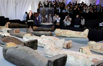 مصطفى وزيري: الكشف الأثري الجديد هو الأضخم خلال عام 2020