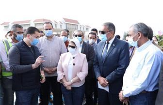 «الصحة»: المرحلة الأولى من تطبيق منظومة التأمين الشامل بجنوب سيناء تشمل 13 وحدة ومركزا طبيا و4 مستشفيات