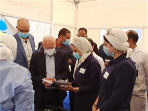 انطلاق فعاليات اليوم العالمي لمرضى السكري بمستشفى الزهور في بورسعيد | صور