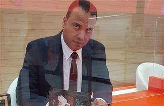 """بسام عبدالسميع يوقع كتابه الجديد عن """"الشيخ سلطان القاسمي"""" بمعرض الشارقة للكتاب"""