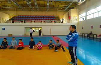 إقبال على اختبارات المشروع القومي للبطل الأوليمبى بجنوب سيناء في الملاكمة والمصارعة | صور