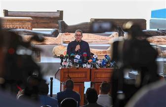 وزير الآثار يكشف موعد الانتهاء من المتحف المصري الكبير