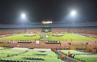 انطلاق مباراة منتخب مصر وتوجو بتصفيات أمم إفريقيا