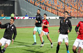 كواليس غضب طارق حامد عقب انتهاء لقاء مصر وتوجو