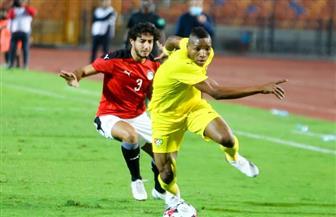 كدمة بسيطة لمحمد هاني في لقاء توجو واللاعب يجري أشعة للاطمئنان