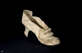 طرح حذاء ماري أنطوانيت آخر ملكات فرنسا للبيع.. والسعر مفاجأة