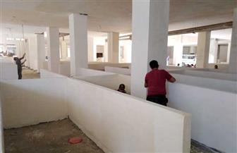 حي المطرية يواصل تلقي طلبات الحصول على باكيات بسوق المسلة