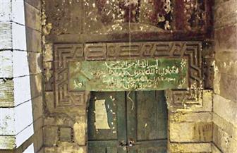 """رئيس حي باب الشعرية: شفط تراكمات المياه الجوفية من مسجد """"الأشموني"""".. ومسئولية ترميمه تؤول لـ""""الآثار"""""""