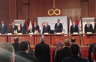 لاشين إبراهيم: المرحلة الثانية شهدت مخالفة واحدة للدعاية الانتخابية جنوب القاهرة