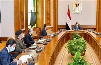 الرئيس السيسي يوجه بالانتهاء من جميع أعمال البنية التحتية لمشروع المليون ونصف فدان | فيديو