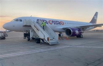 «إير كايرو» تستقبل أولى طائراتها الجديدة فى إطار خطة تحديث الأسطول