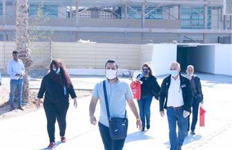 توافد ضيوف مهرجان شرم الشيخ الدولي للمسرح الشبابي قبل انطلاقه غدا| صور