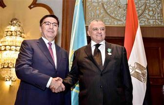 في يوم الدستور.. كازاخستان تمنح رئيس المحكمة الدستورية ونائبه ميداليتين