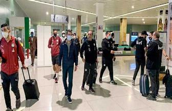 بعثة المنتخب المصري تصل القاهرة صباح غد الأربعاء