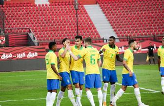 منتخب البرازيل الأوليمبي يغادر القاهرة يومي الأربعاء والخميس