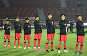 منتخب كوريا الجنوبية الأوليمبي يعود إلى بلاده اليوم