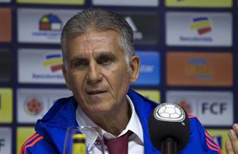 مدرب كولومبيا يصف نظام حكم الفيديو المساعد بوباء «كوفار»