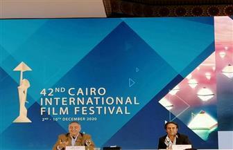 يسري نصر الله ولبلبة وأمير رمسيس وهالة خليل أبرز الحضور بمؤتمر «القاهرة السينمائي» | صور