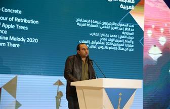 رامي عبدالرازق: خفضنا عدد الأفلام المشاركة بمسابقة آفاق السينما العربية بمهرجان القاهرة   صور