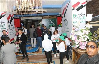 طنطا تتزين بأعلام ولافتات الوفد لإحياء عيد الجهاد الوطني