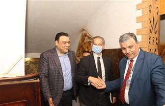 الوفديون يستقبلون «بدراوي» في احتفالية عيد الجهاد بطنطا