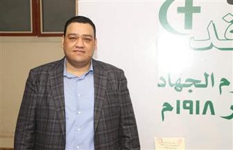 عضو الهيئة العليا للوفد: نحرص على الاحتفال بعيد الجهاد وسط إجراءات احترازية