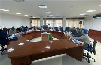 مباحثات ثنائية بين وزير الري ونظيره الكونغولي بالقاهرة| صور