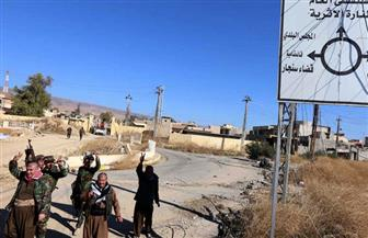 """""""العراق"""": محتجون من حزب العمال الكردستاني يغلقون مدخل قضاء سنجار"""