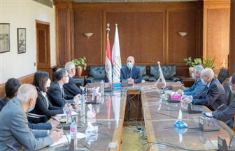 وزير الري يؤكد رغبة مصر في استكمال مفاوضات السد الإثيوبي مع تأكيد ثوابتها فى حفظ حقوقها المائية | صور