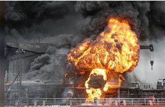 قتيلان ومصابان في انفجار بمنطقة صناعية في إسرائيل
