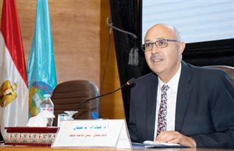 رئيس جامعة طنطا: استراتيجية جديدة لتطويرالمنشآت الطبية لمواكبة الزيادة السكانية