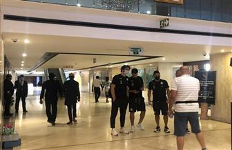 منتخب مصر يتوجه إلى ملعب مواجهة توجو | صور