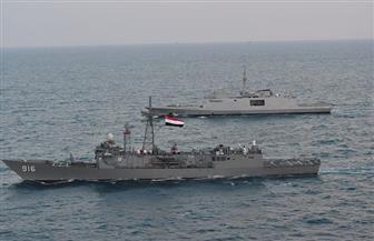 القوات البحرية المصرية والفرنسية تنفذان تدريبا بحريا عابرا في نطاق الأسطول الشمالي| صور