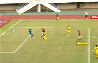 «تريزيجيه» يسجل هدف مصر الثالث في شباك توجو