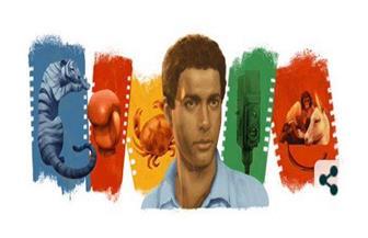 «جوجل» يحتفي بإمبراطور السينما المصرية أحمد زكي