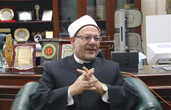 """مفتي الجمهورية لـ""""بوابة الأهرام"""": نعاني من حالة استعداء وتشويه غير عادية للإسلام في الغرب"""