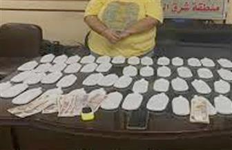 إحباط تهريب كمية من المخدرات بحوزة شخص أثناء عبوره نفق الشهيد أحمد حمدي