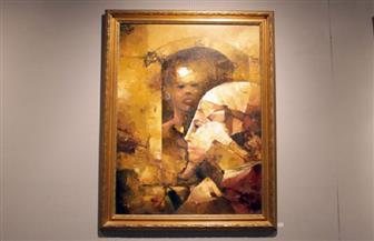 الفنون التشكيلية تتيح أعمال عبد الرحيم شاهين «أون لاين»