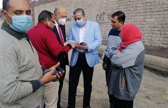 نائب محافظ الغربية ورئيس جامعة طنطا يتفقدان نفق الدلجمون لحل أزمة إغلاقه   صور