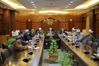 اللجنة-المنظمة-لمؤتمر-بيت-العائلة-المصرية-نستهدف-ترسيخ-القيم-العليا-والقواسم-المشتركة-بين-الأديان