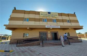 الانتهاء من 3 وحدات صحية بمدينة إسنا جنوب الأقصر   صور