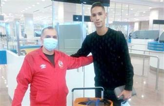 «بانون» يصل إلى القاهرة للانتظام في تدريبات الأهلي
