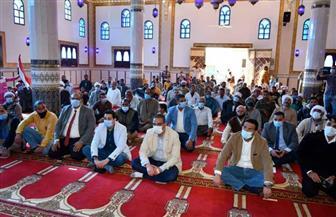 افتتاح 3 مساجد بعد إحلالها وتجديدها في مركز طامية بالفيوم   صور
